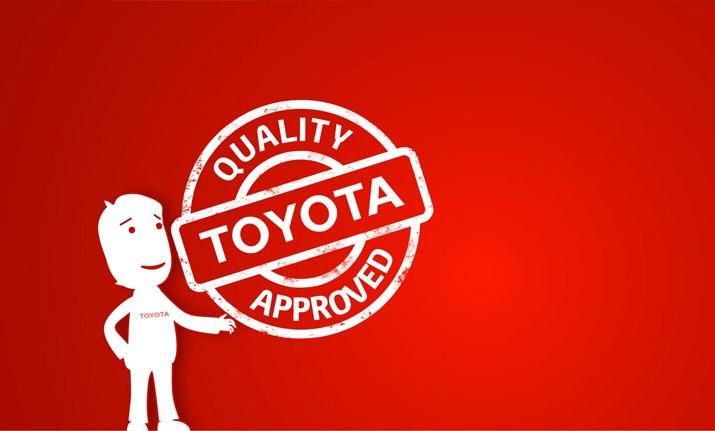 Якість Toyota
