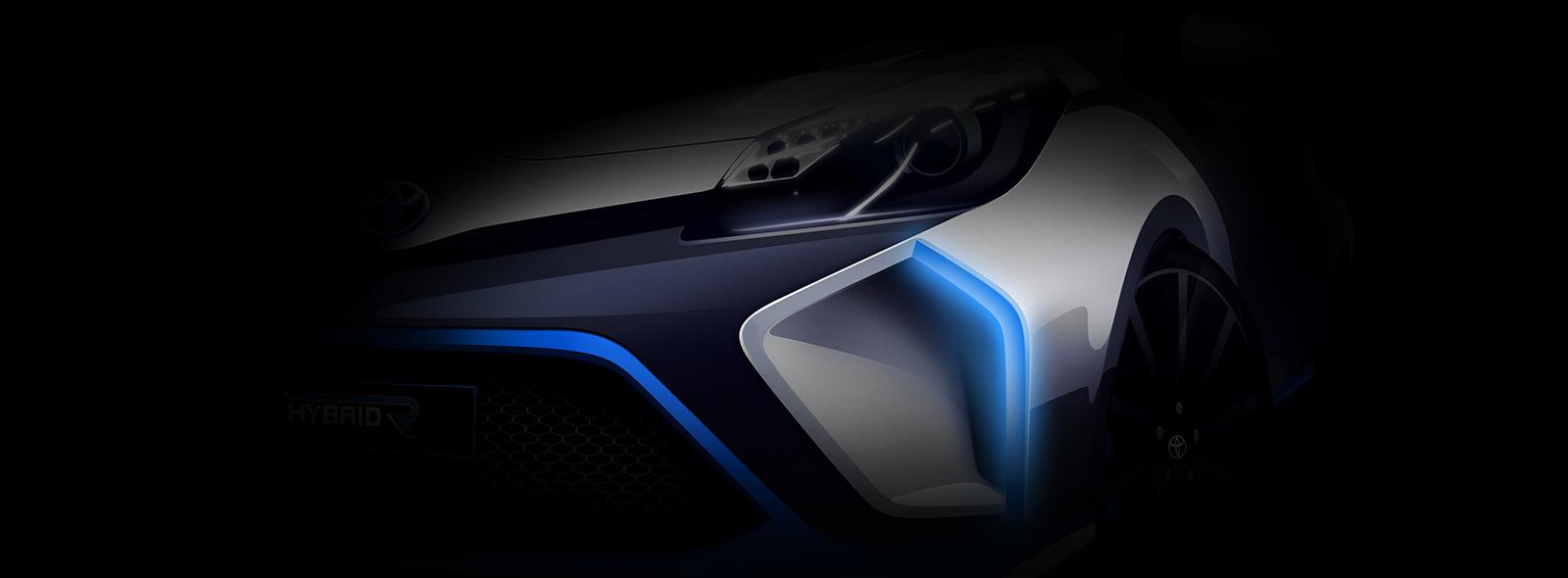 Гібридні інновації Тойота
