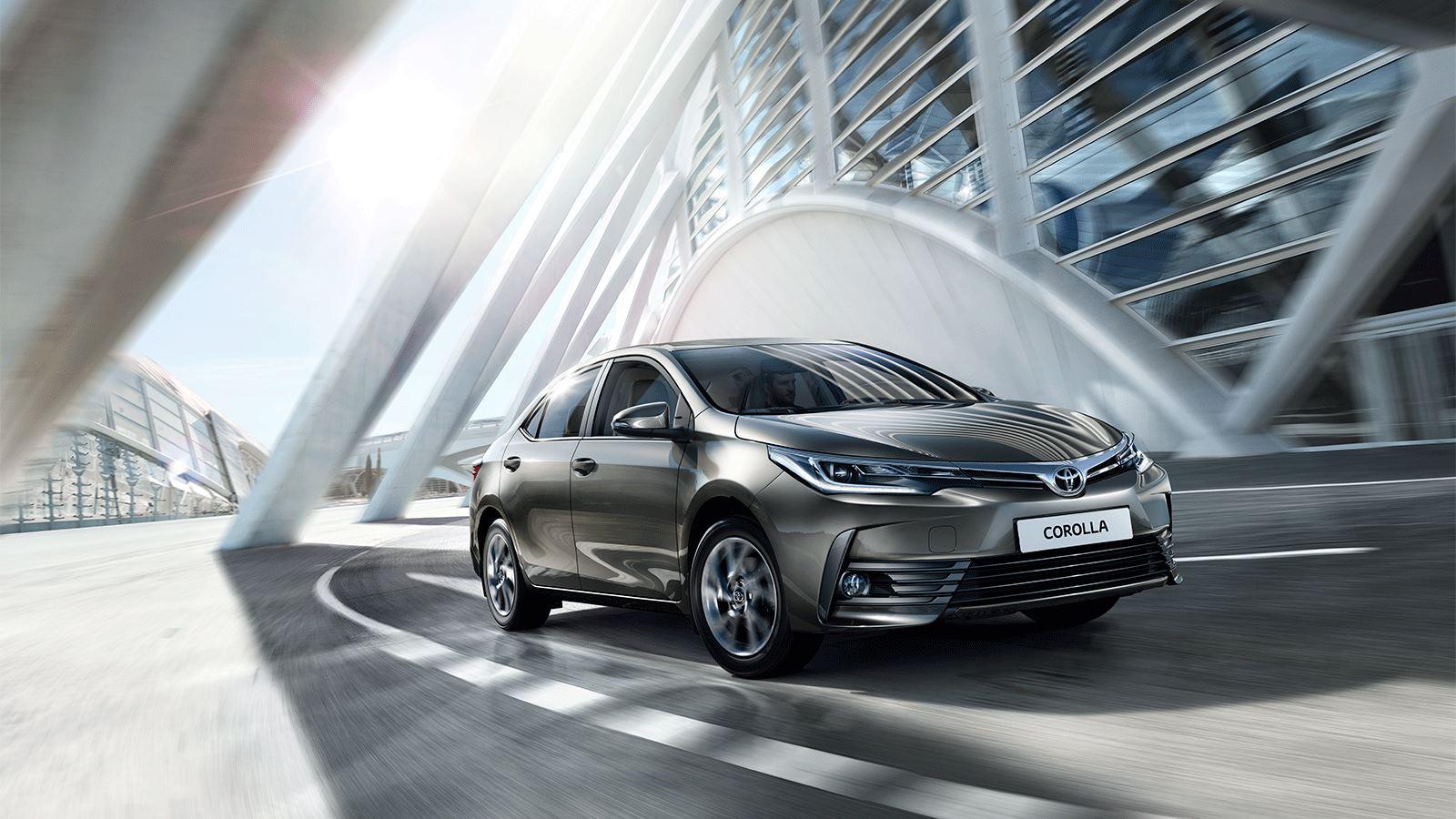Toyota Corolla - від 414 000грн!