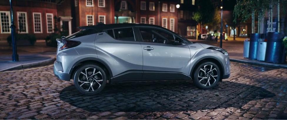 Toyota C-HR - Urban style